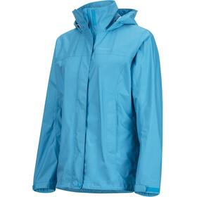 Marmot W's PreCip Jacket Oceanic